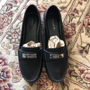 Coach Leather Loafers LIKE NEW